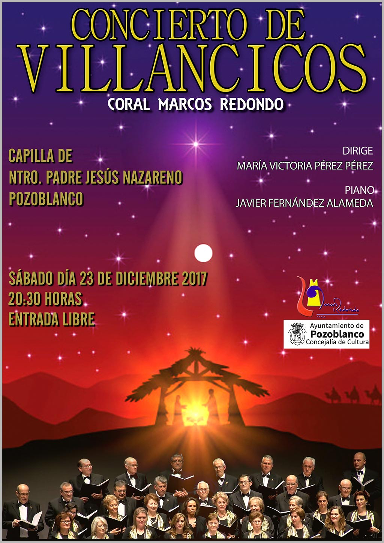 Concierto de Villancicos de la Coral de la Peña Marcos Redondo de ...